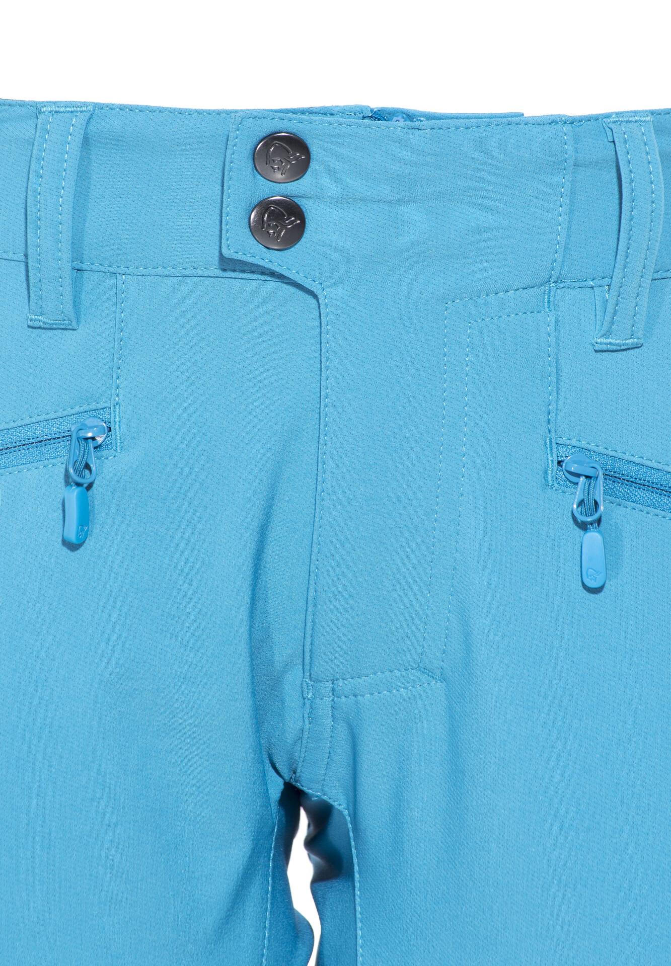 es Mujer Flex1 Trekking De Falketind Azul Pantalones Norrøna Campz SOXw8PqP